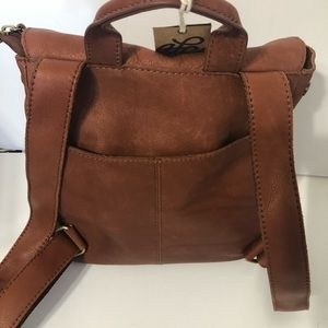 Beautiful American Leather Co. Backpack NWT